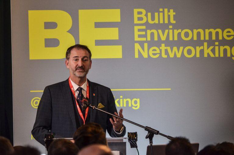 Trevor Payne of University of Birmingham