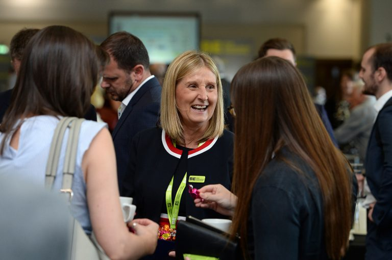 Amanda-Coupland-of-Built-Environment-Networking-at-Midlands-Development-Conference-2019
