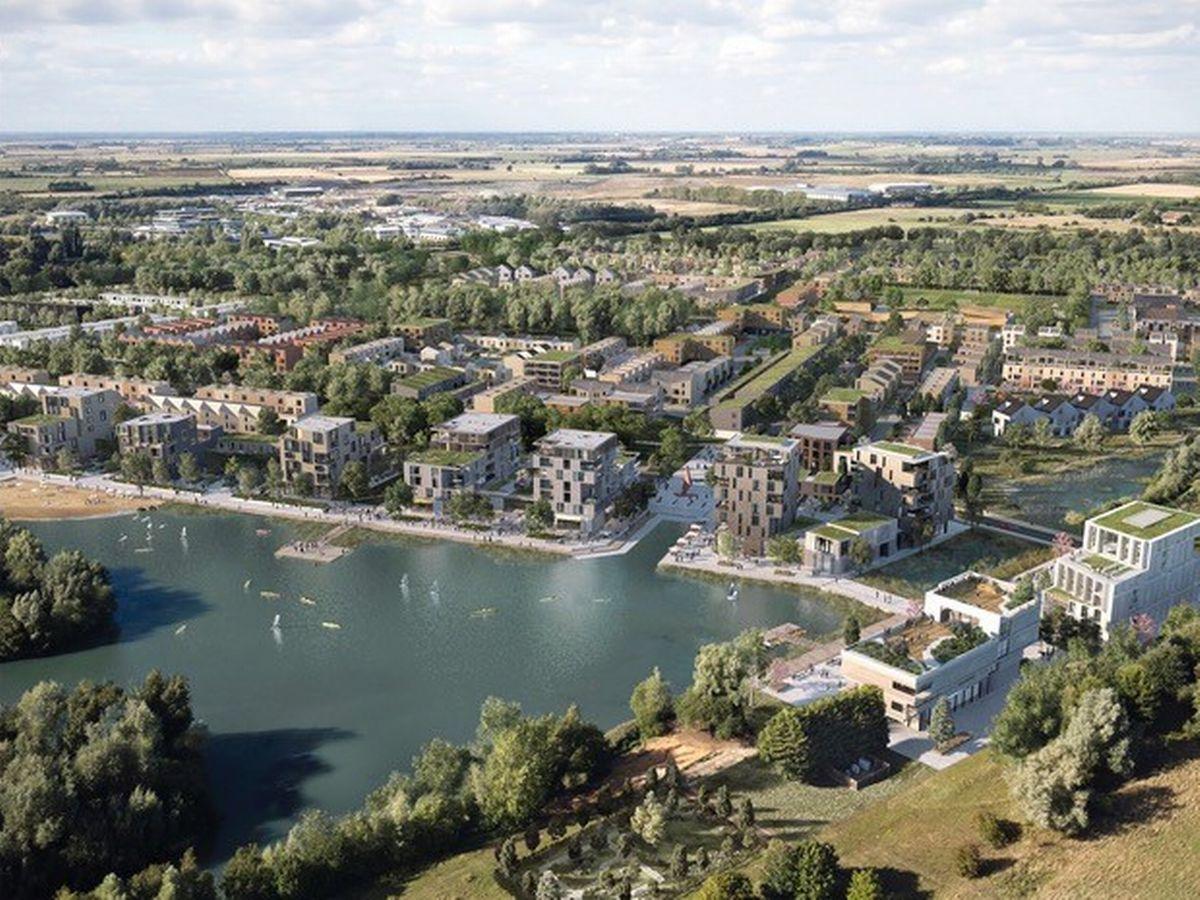 Cambridge Waterbeach City Council Development Housebuilder Builders Urban Civic