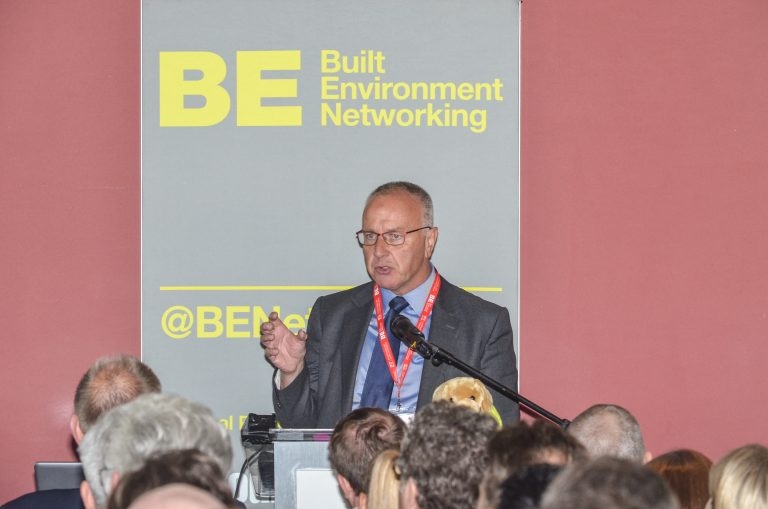 Kevin Monaghan of University of Southampton Southampton & Hampshire Development Plans