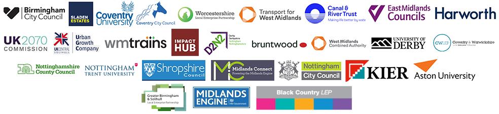 Midlands Logos