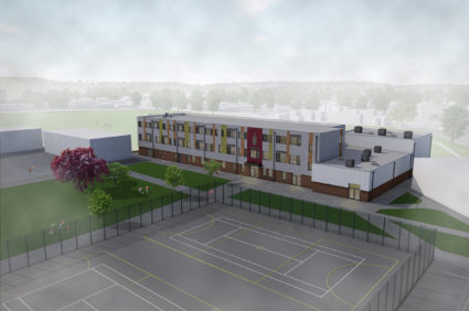 Caledonian have announced that they've successfully bid for two new school projects in England - as they continue to drive forward their modular offering
