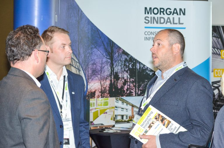 Morgan Sindall Partnered Networking Event in Southampton