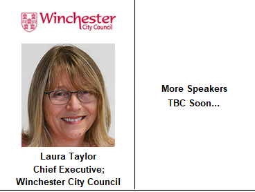 Laura Taylor Chief Executive Winchester Council Image