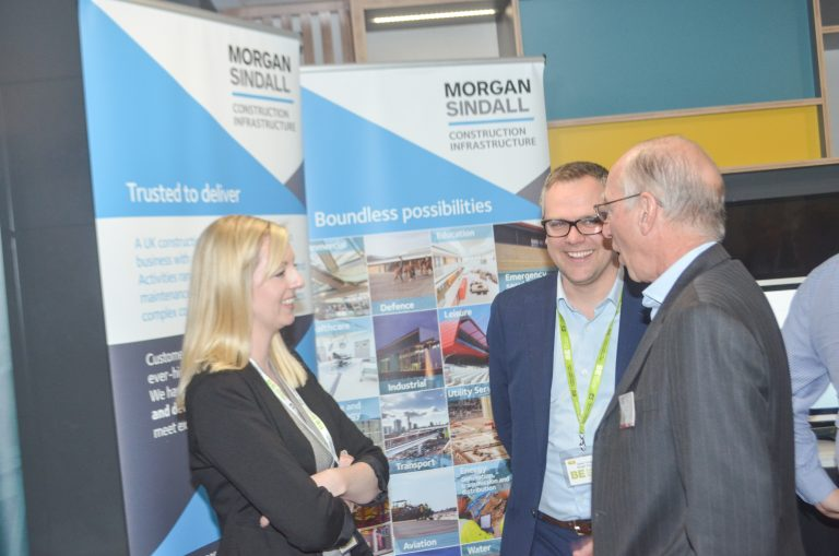 Morgan Sindall Partnered Networking Event