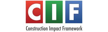 CIF Construction Frameworks Impact Logo 378 x 113