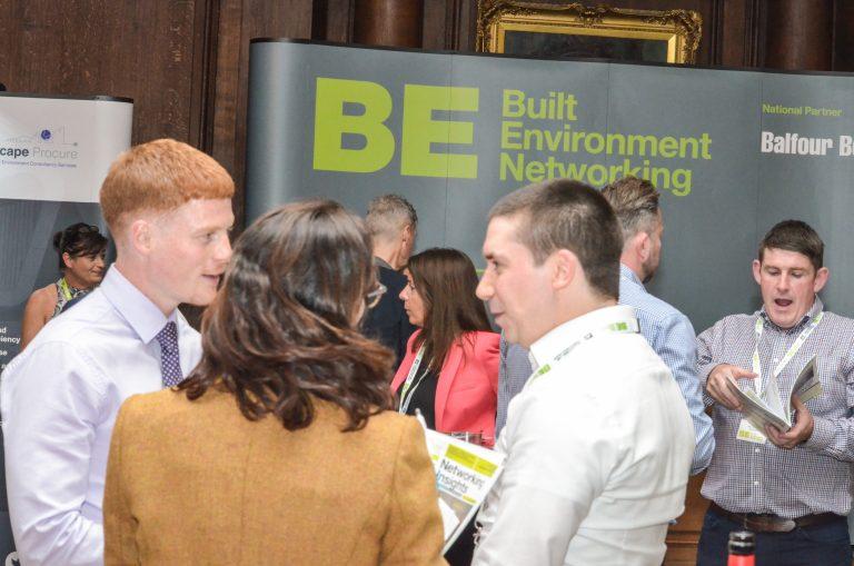 Built Environment Networking Manchester