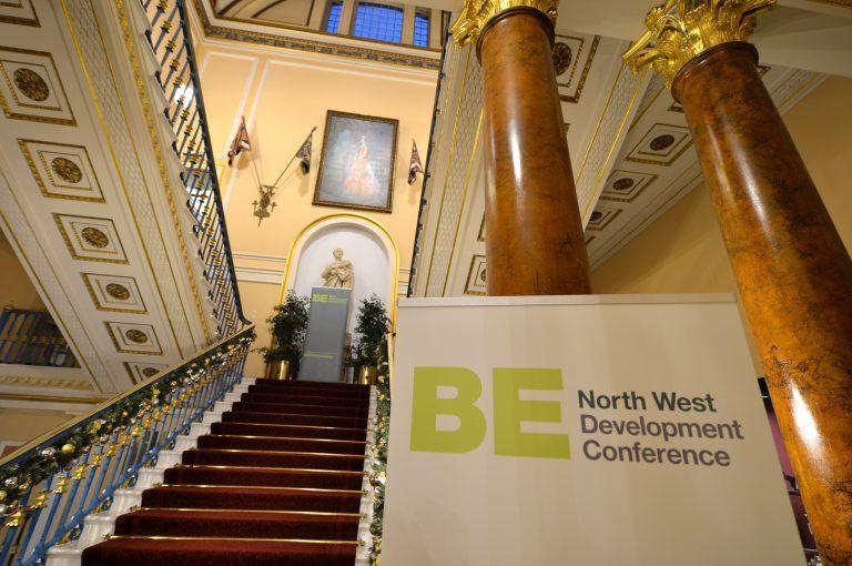 North West Development Confernce, Liverpool.10.12.19