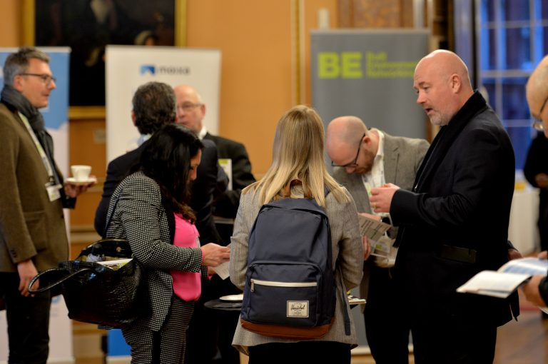 Built Environment Networking North West Development Confernce, Liverpool.10.12.19
