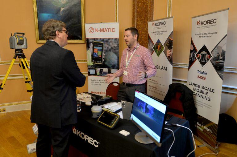 Korek Partnered Networking in Liverpool North West Development Confernce, Liverpool.10.12.19