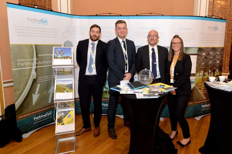 Parking Eye Partnered Networking in the Liverpool Area North West Development Confernce, Liverpool.10.12.19