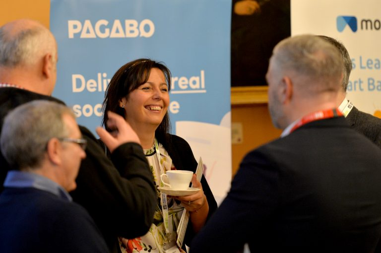 Pagabo Partnered Networking North West Development Confernce, Liverpool.10.12.19