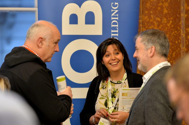 CIOB Partnered Networking in Liverpool North West Development Confernce, Liverpool.10.12.19