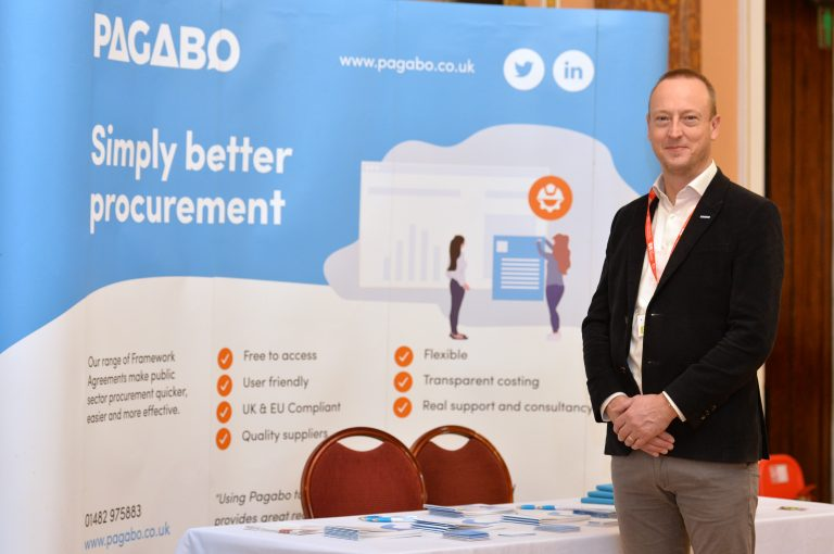 Pagabo Partnered Networking Simon Toplass North West Development Confernce, Liverpool.10.12.19