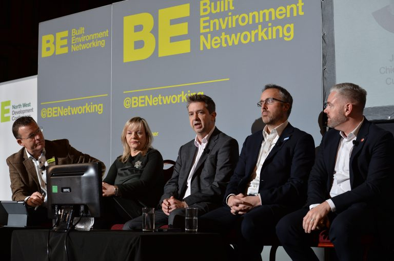 Session 1: The North West Vision North West Development Confernce, Liverpool.10.12.19
