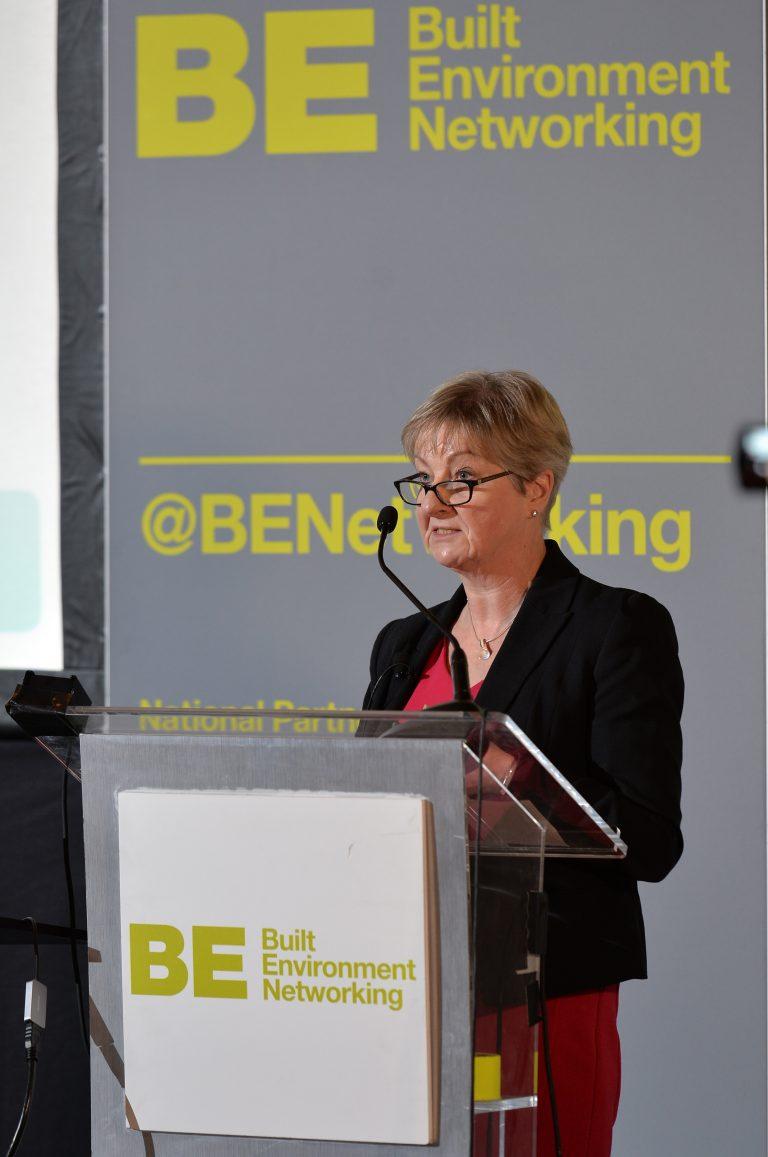Jane Meek of Carlisle City Council North West Development Confernce, Liverpool.10.12.19
