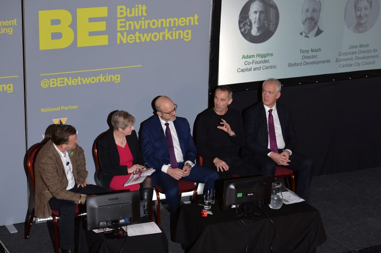 Networking in the Built Environment in Liverpool North West Development Confernce, Liverpool.10.12.19