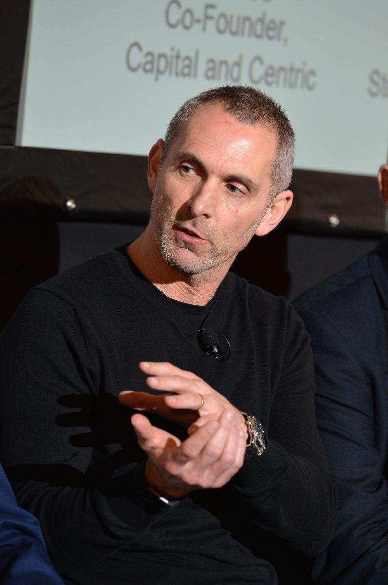 Adam Higgins speaks at North West Development Confernce, Liverpool.10.12.19