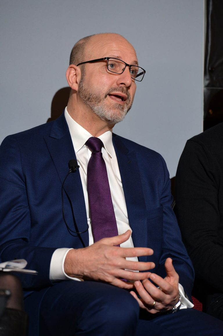 Anthony Nash speaks at North West Development Confernce, Liverpool.10.12.19
