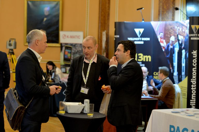 Networking in the Built Environment North West Development Confernce, Liverpool.10.12.19