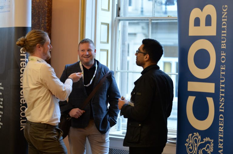 Networking in Liverpool North West Development Confernce, Liverpool.10.12.19