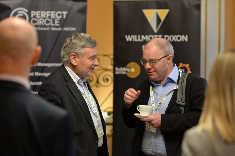 Wilmott Dixon Partnered Networking North West Development Confernce, Liverpool.10.12.19