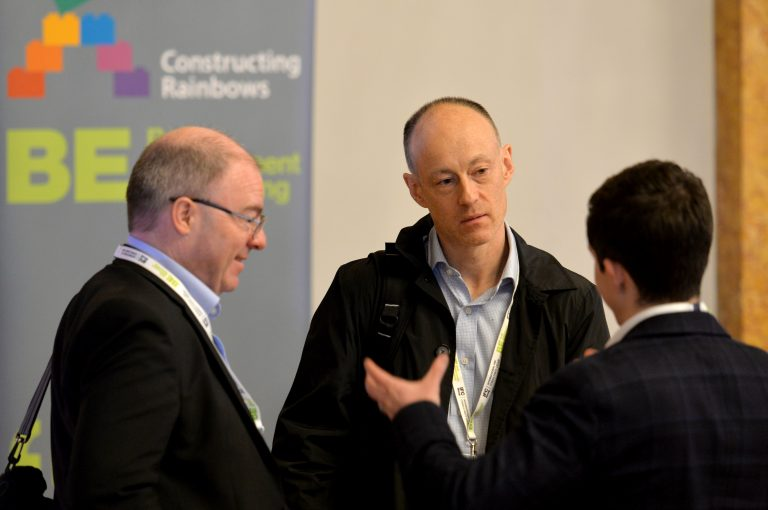 Construction Rainbows Partnered Networking Event North West Development Confernce, Liverpool.10.12.19