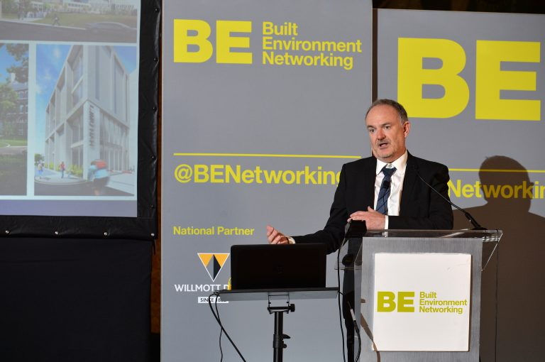 Mark Power Speaks at the Lecturn for North West Development Conference 2019