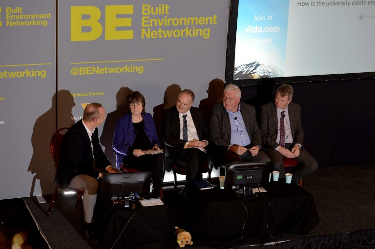 Networking in the Built Environment with great speakers of Liverpool and the surrounding areas