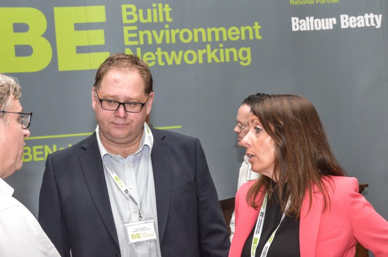 Networking Event in Manchester North West Development Plans 2019