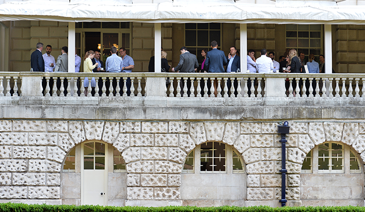 Networking in the Built Environment Training at Spencer House
