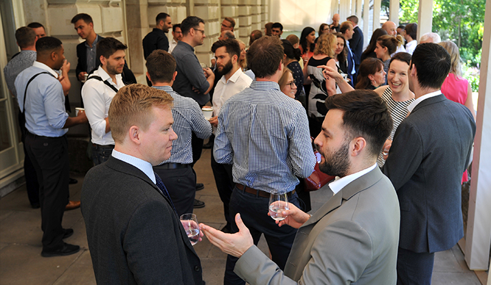 Networking in the Built Environment training event