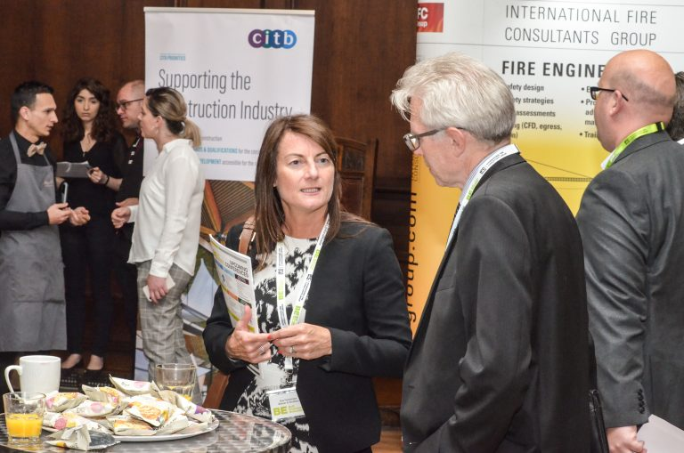 Networking for the built environment industry