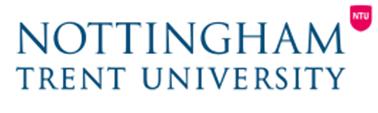 Nottingham Trent University Logo resized
