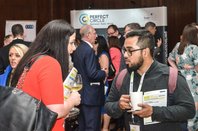 Perfect Circle partnered networking event North West Development Plans 2019