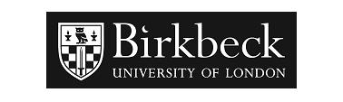 Birkbeck University London Logo 378 x 113