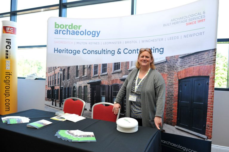 Border archaeology Partnered networking event in Milton Keynes