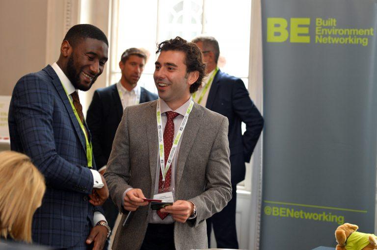Built Environment Networking London Property Club Sept 2019