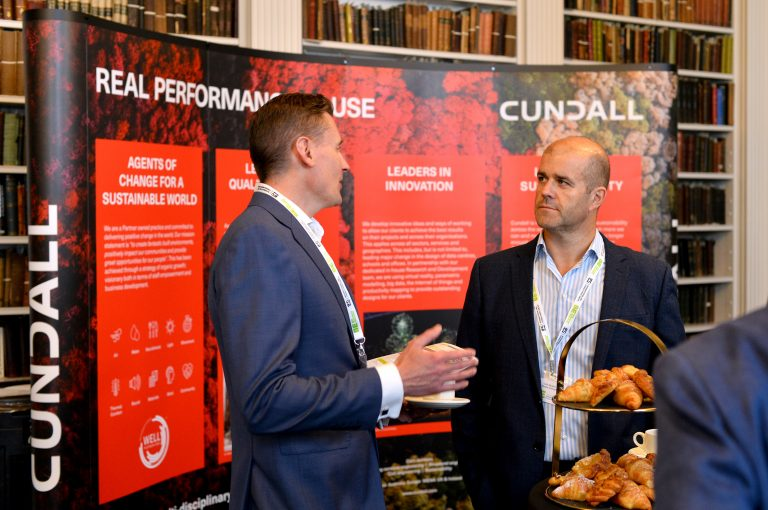 Cundall Partnered Networking Event for the Built Environment