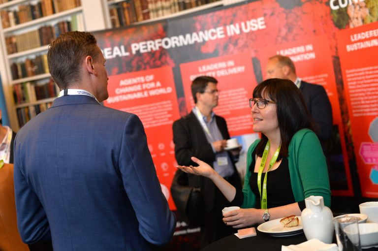 Event Partnered with Cundall in London