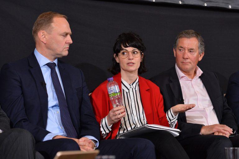 Harvey Bibby, Andrea Imaz and Guy Dixon Oxford Cambridge Arc Development Conference 2019