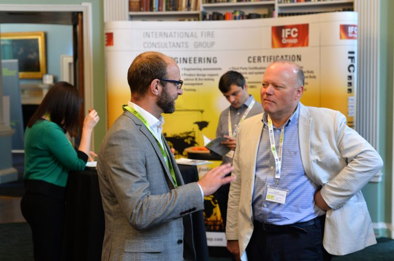 IFC partnered networking event in London for the Built Environment
