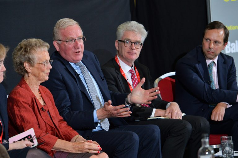 Jane Hamilton, Euan Hall, Hugh Brennan and Matt Jackson