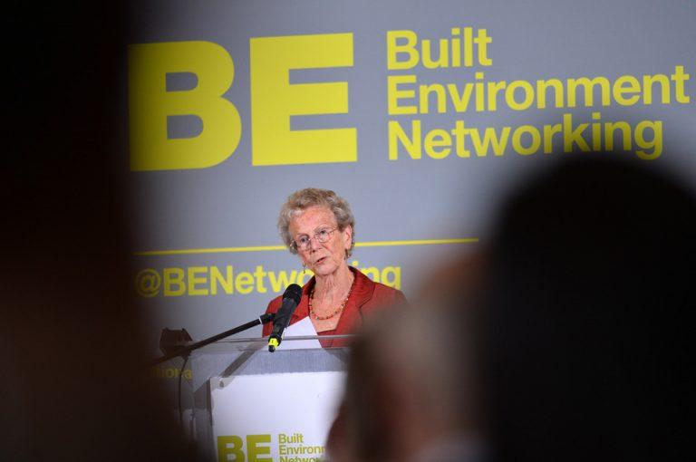 Jane Hamilton of Milton Keynes Waterway Trust Oxford Cambridge Arc Development Conference 2019 (2)