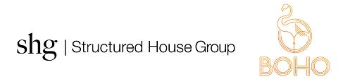 Logos BOHO Management SHG Structured House Group Scotland