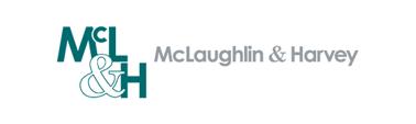 McLaughlin & Harvey Logo 378 x 113