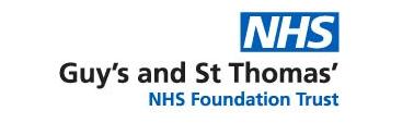 NHS Guys St Thomas Foundation Trust Estates Logo 378 x 113