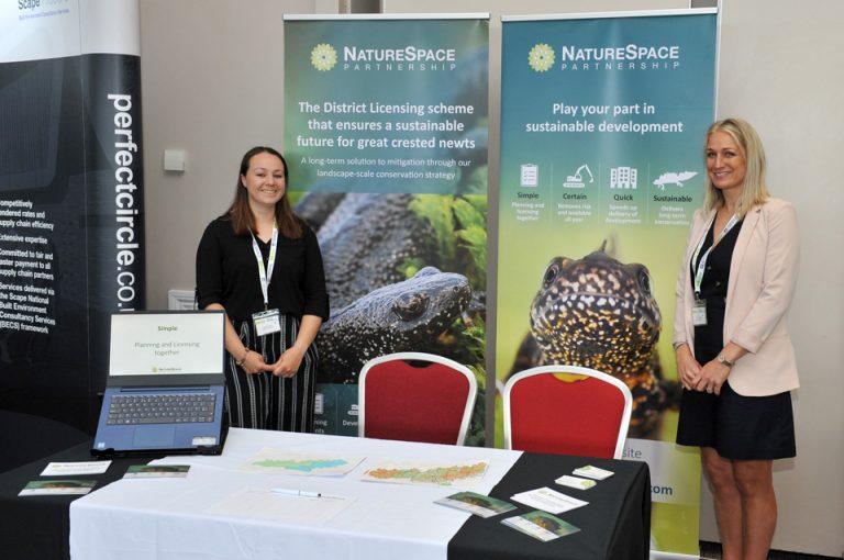 Nature Space Partnership Oxford Cambridge Arc Development Conference 2019