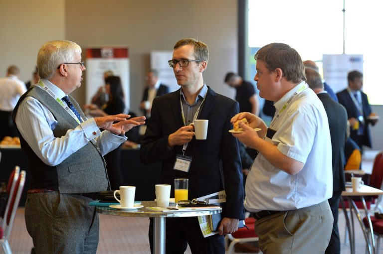 Networking event in Milton Keynes for Oxford Cambridge Arc Development Conference 2019