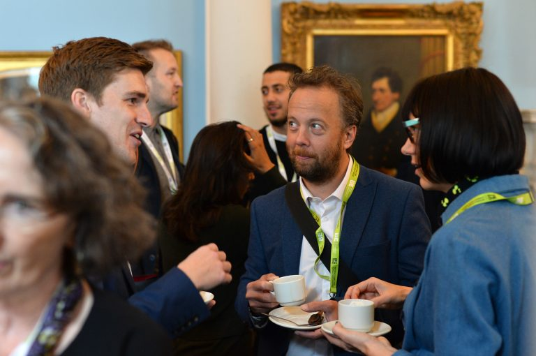 Networking in London London Property Club 2019